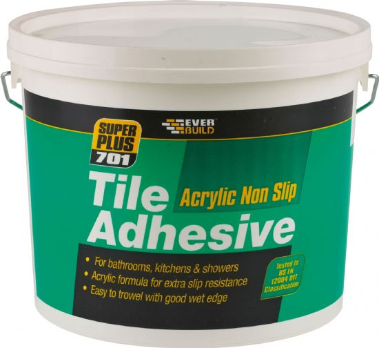Tile Adhesives & Grouts